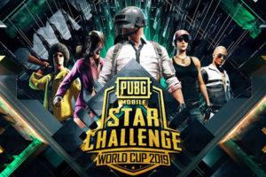 PUBG Mobile Star Challenge logo