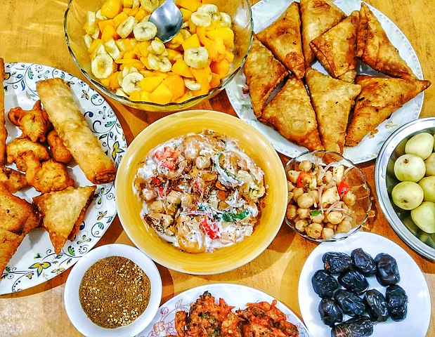 Iftar Items Enjoyed Throughout Saudi Arabia
