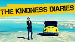 One of the best travel shows there is - The Kindness Diaries