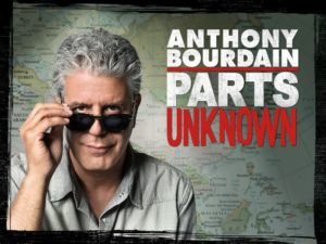 Best shows about travel - Anthony Bourdain's Parts Unknown