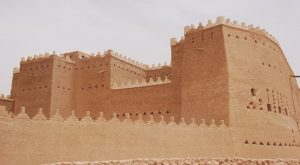 Old building in Diriyah