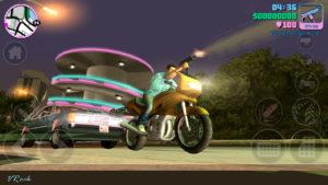 Retro Classic Game - GTA Vice City