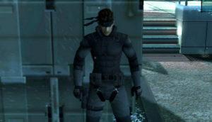 Retro Games - Metal Gear Solid