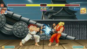 Retro Games - Street Fighter II