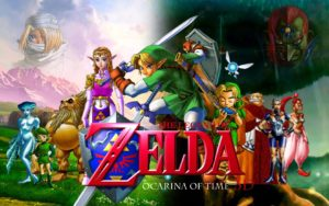 Retro Games - Legend of Zelda