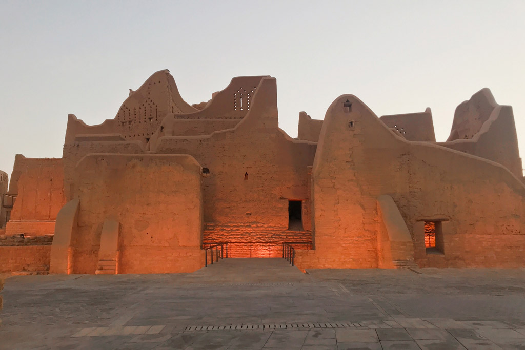 Top 5 Most-Visited Historical Places in Riyadh