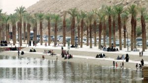 True Winter in Saudi - Wadi Namar Lake