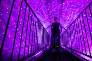 Vortex,Tunnel.pic.Museum of Illusions