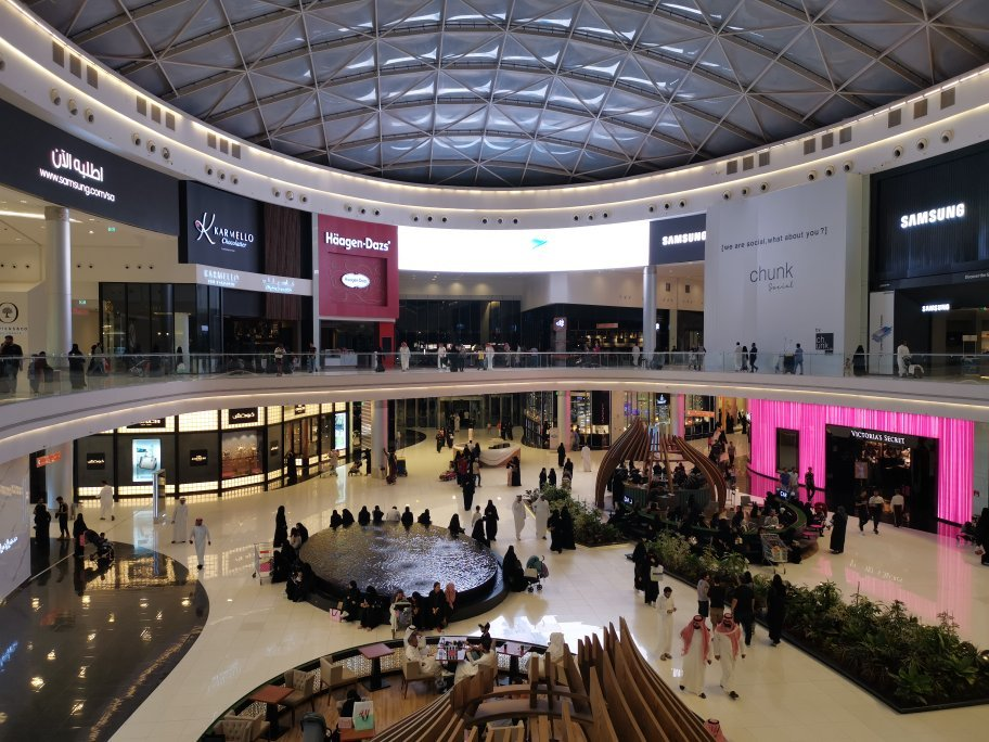 Top 5 Most Popular Shopping Malls in Riyadh: RiyadhPark