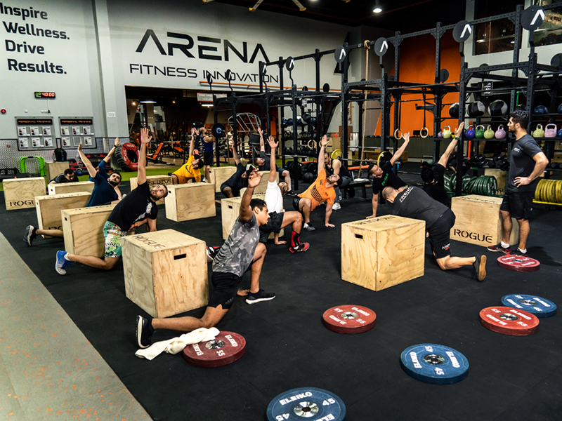 5 Best Gyms in Riyadh to Sign up For.Arena Gym