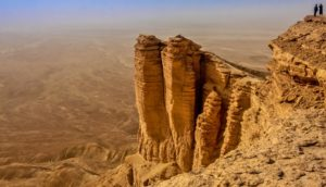 Edge of the World - Riyadh