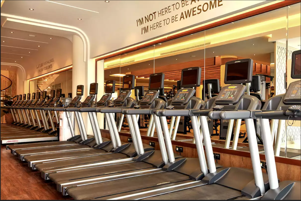 5 Best Gyms in Riyadh to Sign up For.Gold's Gym